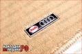 Эмблемы на коврики AudiESC002