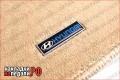 Эмблемы на коврики HyundaiESC013