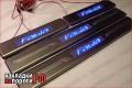 Накладки на пороги Fabia с подсветкойJMT-042L