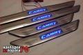Накладки на пороги Camry V40 с подсветкойJMT-044L