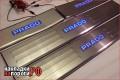 Накладки на пороги Prado 150 с подсветкойJMT-046L