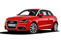 Накладки на педали Audi A1 8X (2011 - н.в.)