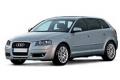 Накладки на педали Audi A3 8P (2003 - 2012)