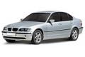 Накладки на педали BMW 3 серии E46 (1998 - 2006)