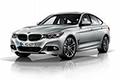 Накладки на педали BMW 3 серии GT (F34)
