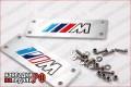 Шильдики на коврики BMW ///MACE004