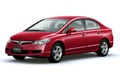 Накладки на педали Honda Civic (2006 - 2012)