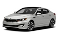 Накладки на педали KIA Optima TF (2010 - 2016)