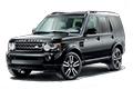 Накладки на педали Land Rover Discovery LR4 (2009 - н.в.)
