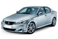 Накладки на педали Lexus IS (2005 - 2013)