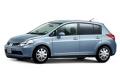Car pedal set Nissan Tiida C11