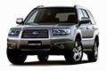Накладки на педали Subaru Forester SG (2002 - 2008)