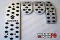 Накладки на педали Suzuki SX4 МКППAPX_SX4_MT
