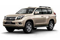 Накладки на педали Toyota Land Cruiser Prado 150 (2009 - н.в.)