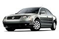 Накладки на педали Volkswagen Passat B5 (1996 - 2005)