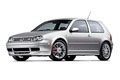 Накладки на педали VW Golf IV (1997 - 2006)