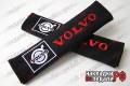 Накладки на ремни Volvo (текстильные)SBT-034