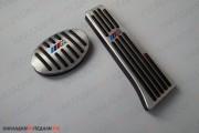 Накладки на педали BMW UKL ///M (без сверления)