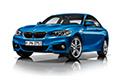 Накладки на педали BMW 2 серии (F22, F23)