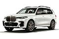 Аксессуары и накладки на педали BMW X7 G07