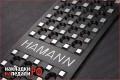 Накладки на педали Hamann Black BMW X3AP-HB130