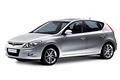 Накладки на педали Hyundai i30 FD (2007 - 2012)