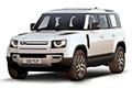 Накладки на педали Land Rover Defender (2020 - н.в.)