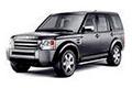 Накладки на педали Land Rover Discovery LR 3 (2004 - 2008)