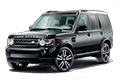 Накладки на педали Land Rover Discovery LR4 (2009 - 2016)