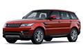 Накладки на педали Range Rover Sport L494 (2013 - н.в.)
