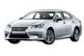 Накладки на педали Lexus ES (2013 - 2017)