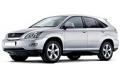 Накладки на педали Lexus RX II (2003 - 2009)