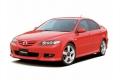 Накладки на педали Mazda6 GG (2002 - 2007)