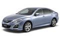 Накладки на педали Mazda6 GH (2007 - 2012)