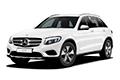Накладки на педали Mercedes GLC X253 (2015 - н.в.)