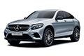 Накладки на педали Mercedes GLC C253 (2016 - н.в.)