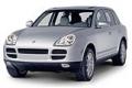 Накладки на педали Porsche Cayenne E1 (2002 - 2010)
