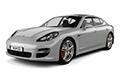Накладки на педали Porsche Panamera 970 (2009 - 2016)