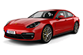 Накладки на педали Porsche Panamera 971 (2016 - н.в.)