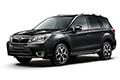 Накладки на педали Subaru Forester SJ (2012 - 2018)