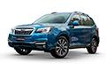 Накладки на педали Subaru Forester SK (2018 - н.в.)