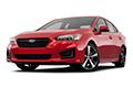 Накладки на педали Subaru Impreza GK/GT (2016 - н.в.)