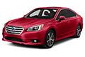 Накладки на педали Subaru Legacy BN/BS (2014 - 2019)