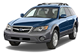 Накладки на педали Subaru Outback BP (2003 - 2009)