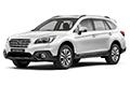 Накладки на педали Subaru Outback BS (2014 - 2019)