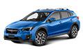 Накладки на педали Subaru XV (2017 - н.в.)