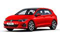 Накладки на педали VW Golf VIII (2020 - н.в.)