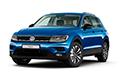 Накладки на педали VW Tiguan (2016 - н.в.)
