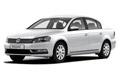 Накладки на педали VW Passat B7 (2010 - 2014)