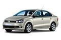 Накладки на педали VW Polo Sedan (2010 - н.в.)